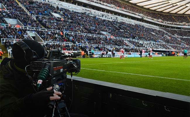 live tv game
